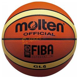 Piłka do koszykówki GL6 Molten