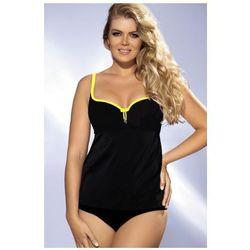 Strój kąpielowy koszulka Ava ST-4 czarny