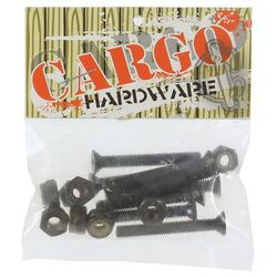 śrubki Cargo Hardware - Black Set