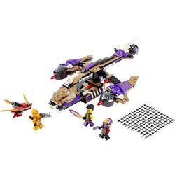 Lego NINJAGO Atak śmigłowca condrai 70746