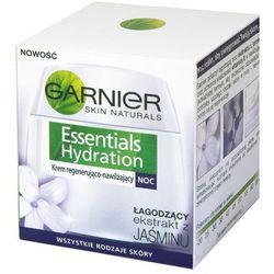 GARNIER 50ml Essentials Hydration Krem regenerująco-nawilżający na noc