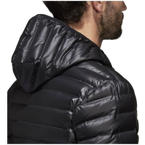 Kurtka adidas Varilite Hooded Down Jacket BQ7782 porównaj