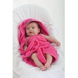 Ręcznik bawełniany - amarantowy
