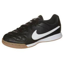 Nike Performance TIEMPO GENIO IC Halówki black/whiteblack