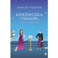 Księżniczka i fangirl - Ashley Poston - ebook