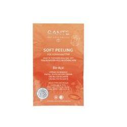 Sante Acai - Peeling do twarzy z wyciągiem z jagód acai, saszetka do dwukrotnego użycia 1 sztuka