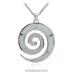 e69d1cddb41a wisiorki przywieszki bizuteria srebrna wisior srebrny z opalem ...