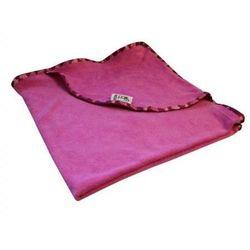 Close, Ręcznik bambusowy, 80x80cm, Różowe Żółwie