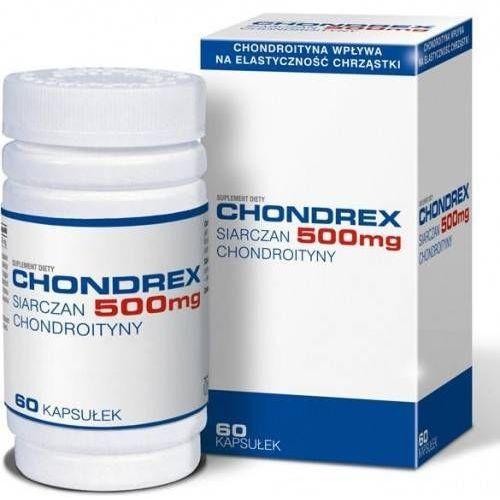 Chondrex 500 mg kaps. - 60 kaps.