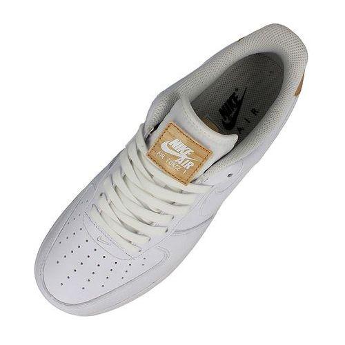 Sneakers buty Nike Air Force 1 '07 LV8 white white vachetta tan 718152 108
