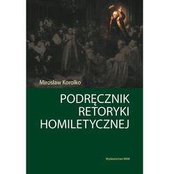 Podręcznik retoryki homiletycznej (opr. miękka)