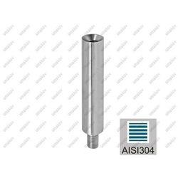 Trzpień nierdzewny M8 AISI304, D14/M8/M6/75mm