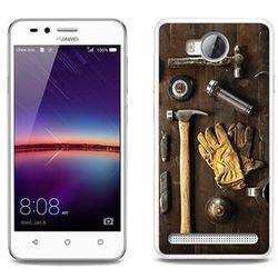 Foto Case - Huawei Y3 II - etui na telefon Foto Case - narzędzia