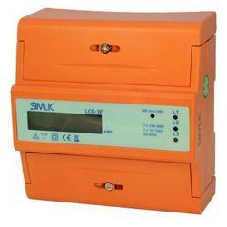 Simet Licznik zużycia energii elektrycznej 3F 10(100)A LCD-3F/7M