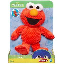 Ulica Sezamkowa Elmo pluszowy piszczący