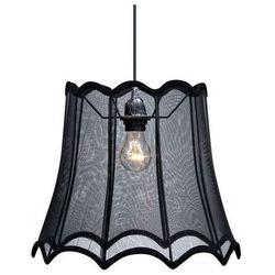 LAMPA wisząca MAMA 105561 Markslojd abażurowa OPRAWA ZWIS IP20 czarny