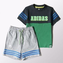 Komplet adidas Team Summer Junior S21701
