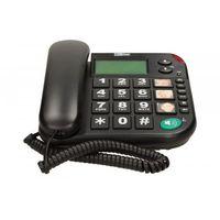 KXT480 BB telefon przewodowy, czarny