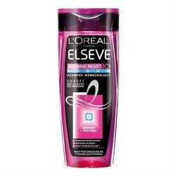 L'OREAL Elseve Arginine Resist X3 Light szampon wzmacniajacy do wlosow 400ml