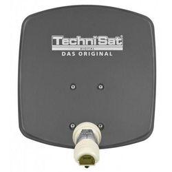 Czasza TECHNISAT DigiDish 45 Grafitowy z mocowaniem AZ/EL i konwerterem Universal V/H-LNB