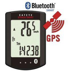 CatEye Strada Smart CC-RD500B Nawigacja GPS czarny Nawigacje GPS Przy złożeniu zamówienia do godziny 16 ( od Pon. do Pt., wszystkie metody płatności z wyjątkiem przelewu bankowego), wysyłka odbędzie się tego samego dnia.