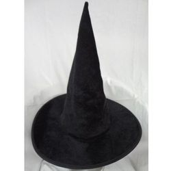 Kapelusz Czarownicy Czarny, przebrania/kostiumy dla dzieci