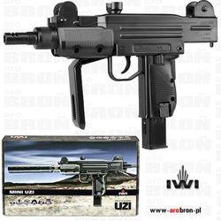Wiatrówka Pistolet maszynowy IWI MINI UZI kal. 4,46mm