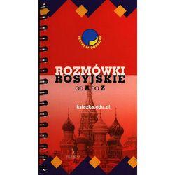 Rozmówki Rosyjskie Od A Do Z (opr. miękka)