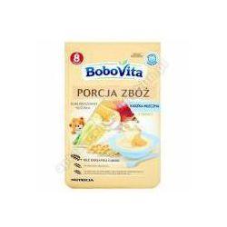 BoboVita Kaszka mlecz-kukur-ryż. 3 owoc