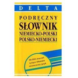 Podręczny słownik niemiecko-polski, polsko-niemiecki (opr. twarda)