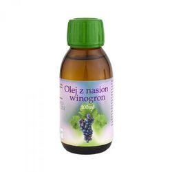 Olej z nasion winogron 100 ml