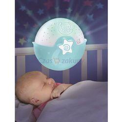 B-Kids Blue Box Projektor uspokajacz - lampka 2 w 1 4627