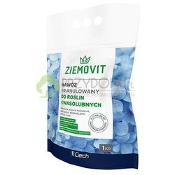Nawóz granulowany do roślin kwasolubnych 1 kg ZIEMOVIT