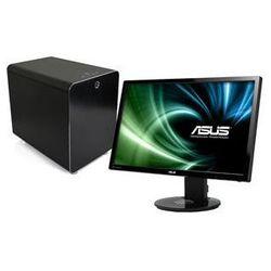 Komputer Vobis Gamer Intel i7-4790 8 GB 2TB+120 GB SSD GTX960 2GB Win 10 64 + Monitor Asus VG248QE (Gamer522604)/ DARMOWY TRANSPORT DLA ZAMÓWIEŃ OD 99 zł