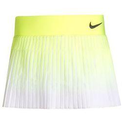 Nike Performance VICTORY Spódnica sportowa volt/white/black