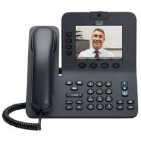 CP-8941-K9 Telefon Cisco UC Phone 8941, Phantom Grey, Standard Handset