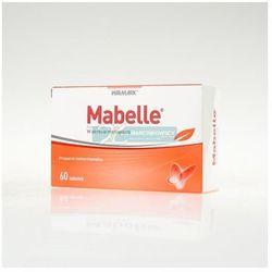 Mabelle 60 tabletek Kurier: 13.75, odbiór osobisty: GRATIS!