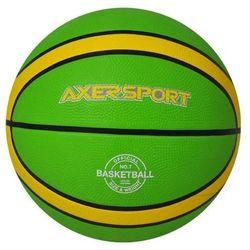 Piłka do koszykówki Axer - Zielony