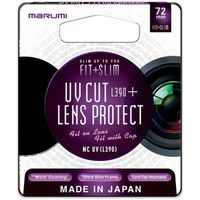 MARUMI filtr fotograficzny FIT+SLIM MC UV (CL) 72mm