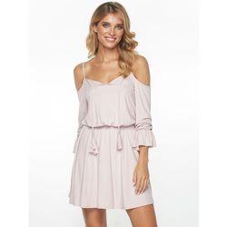 Sukienka Vera w kolorze różowym