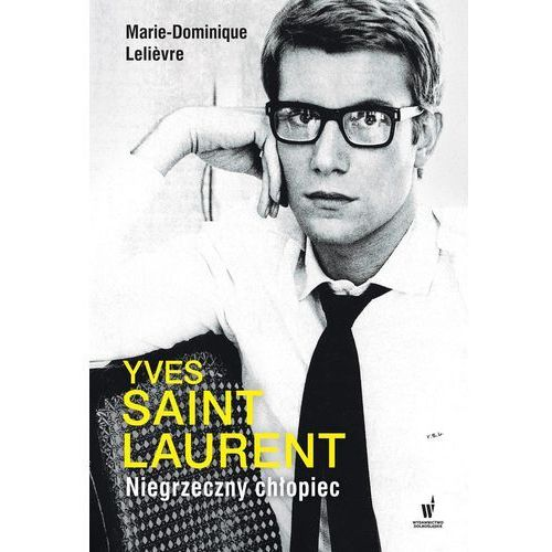 Yves Saint Laurent (opr. twarda)