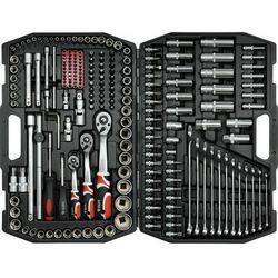 Zestaw narzędziowy YATO YT-3884 XXL (216 elementów) + DARMOWY TRANSPORT!