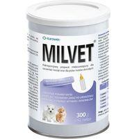 MILVET preparat mlekozastępczy dla szczeniąt i kociąt 300 g