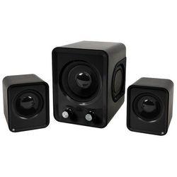 Głośniki OMEGA Speakers 2.1 OG-21U (42768) Czarny