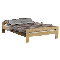 Łóżko drewniane Ania 120x200