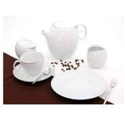 Zestaw do kawy dla 12 osób porcelana Ćmielów Quebec