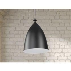 Lampa sufitowa wisząca - żyrandol czarny - oświetlenie - SAVA