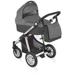 Wózek wielofunkcyjny Lupo Dotty Baby Design (grafitowy)