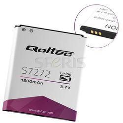 Qoltec Bateria do Samsung s7272, 1500mAh - 52047