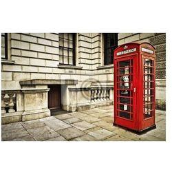 Plakat Budka telefoniczna w Londynie